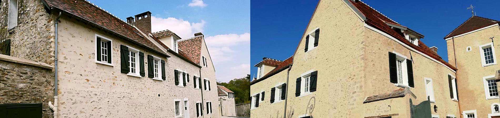 Maison historique à L'Étang-la-Ville