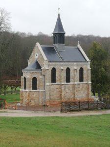 L'oratoire de l'abbaye