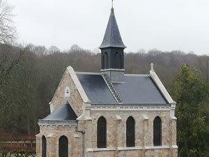 L'oratoire de l'abbaye de Port Royal des Champs à Magny-les-Hameaux