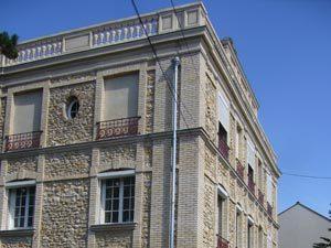 Restauration copropriété du 19 ème siècle à Conflans Ste Honorine