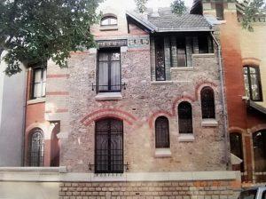Restauration d'une maison de Hector Guimard à Paris réalisé par MPR