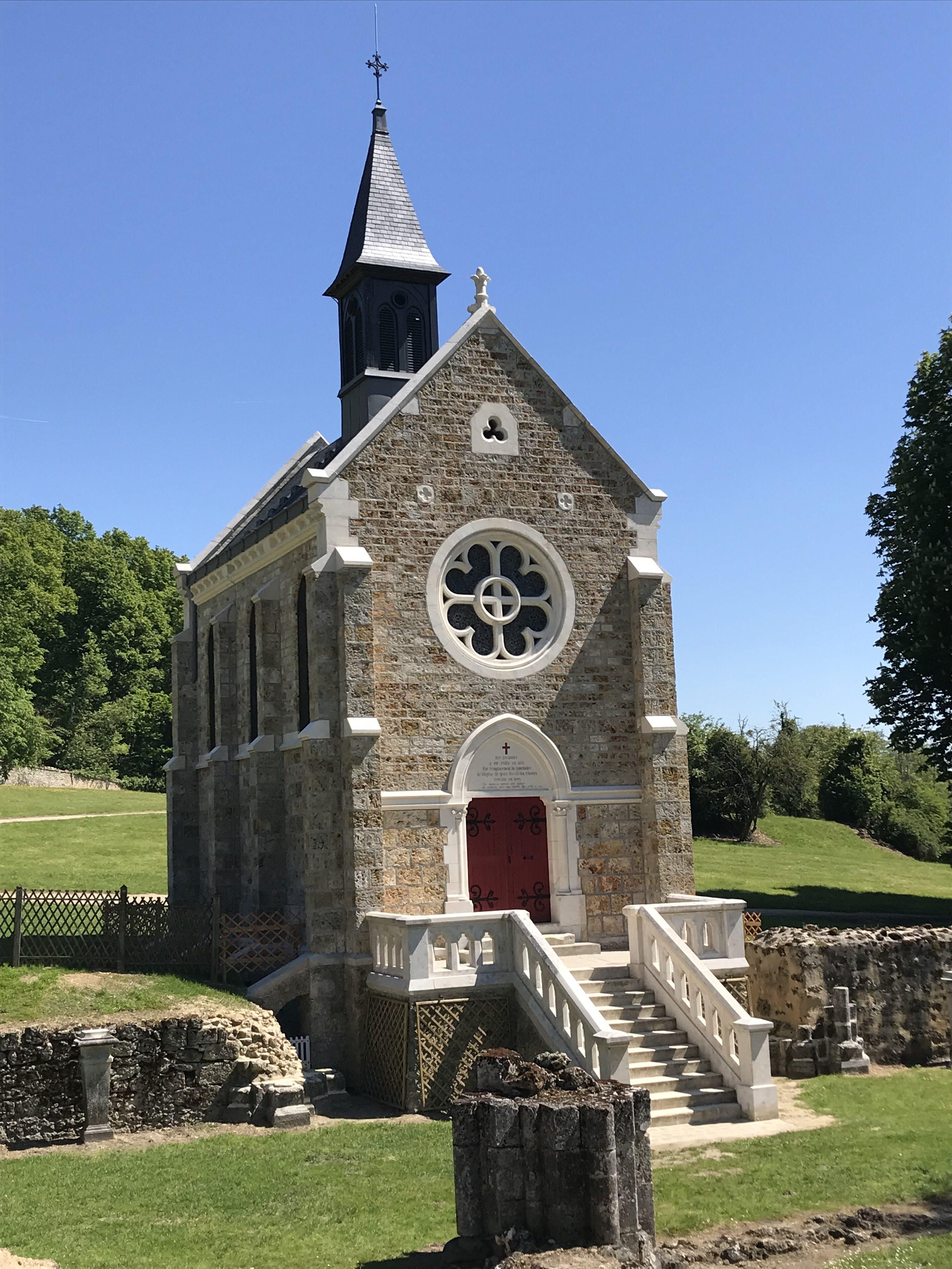 Oratoire Port Royal Magny les Hameaux