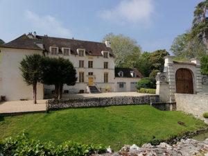 Restauration Château du Pont (Louveciennes)