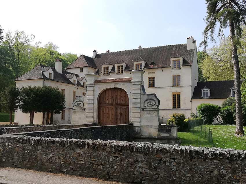 Chateau-Louveciennes
