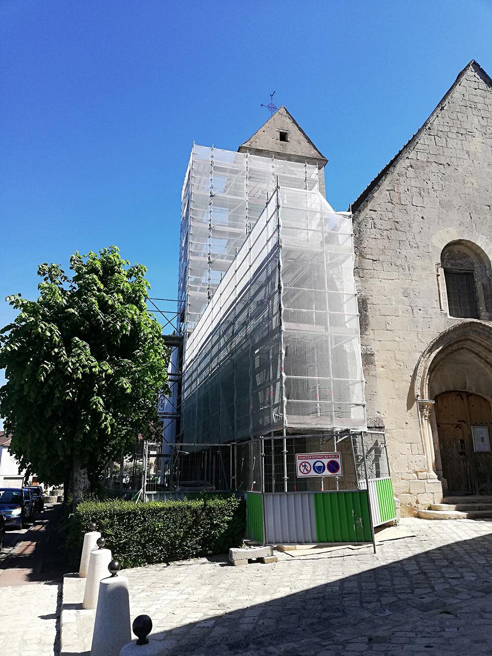 Eglise de Bazemon