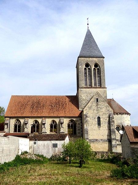 Eglise St Martin - Mareil sur Mauldre